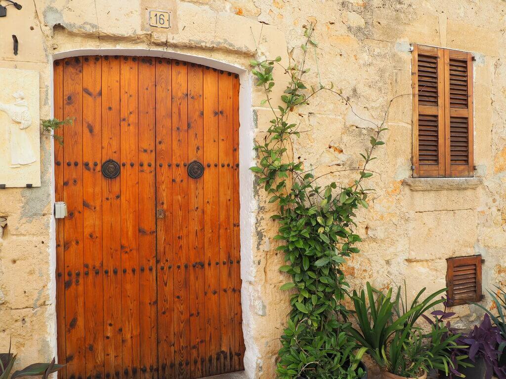 Una casa cualquiera de Petra