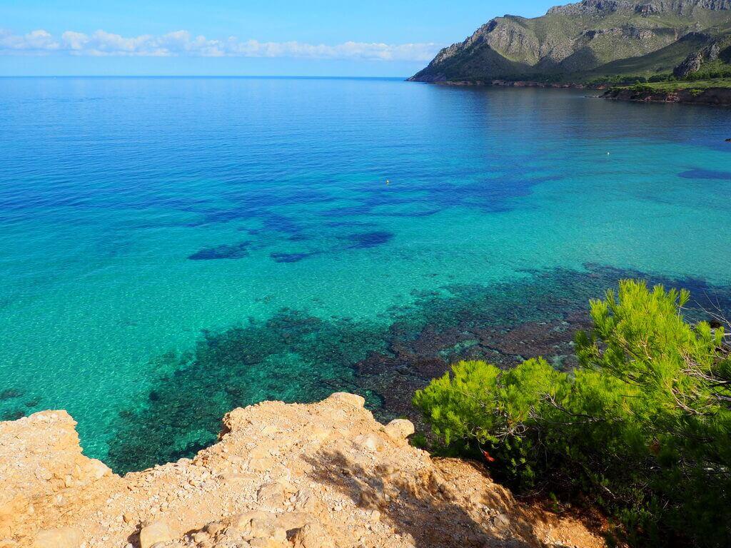 mejores calas y playas de Mallorca