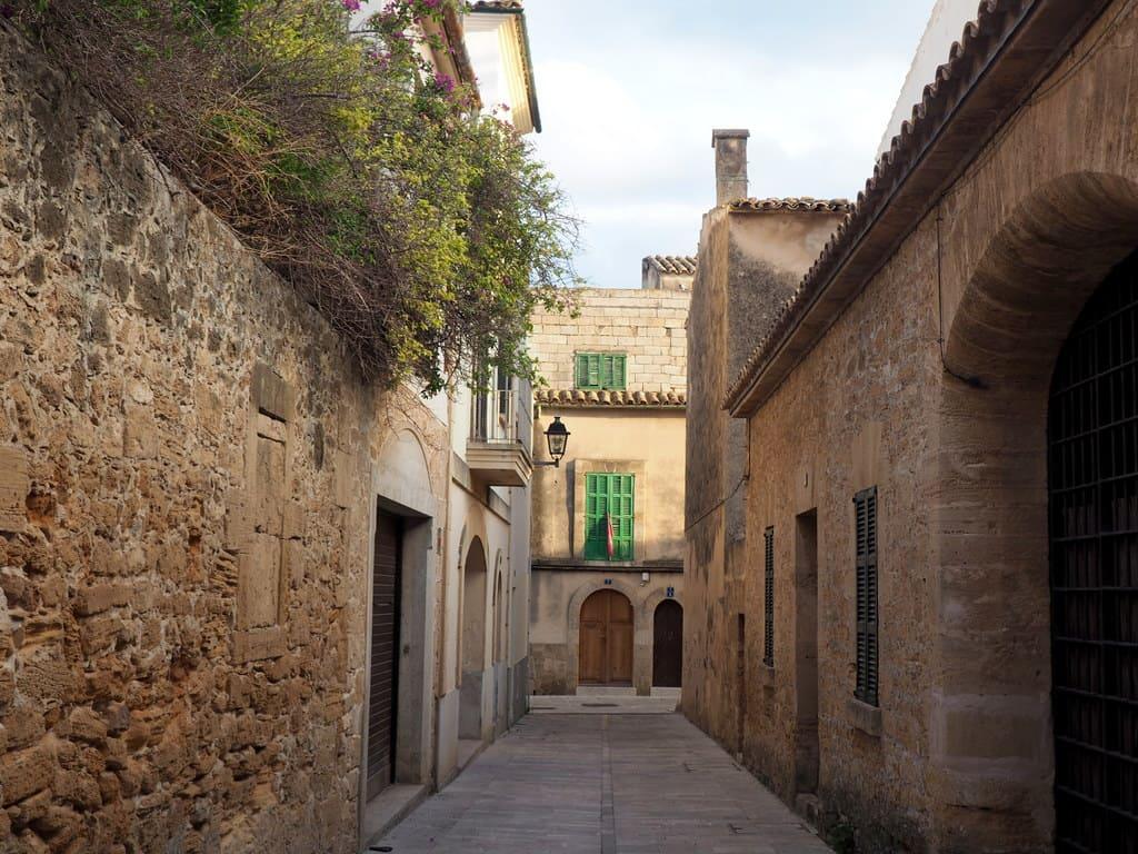 Caminando por Alcudia