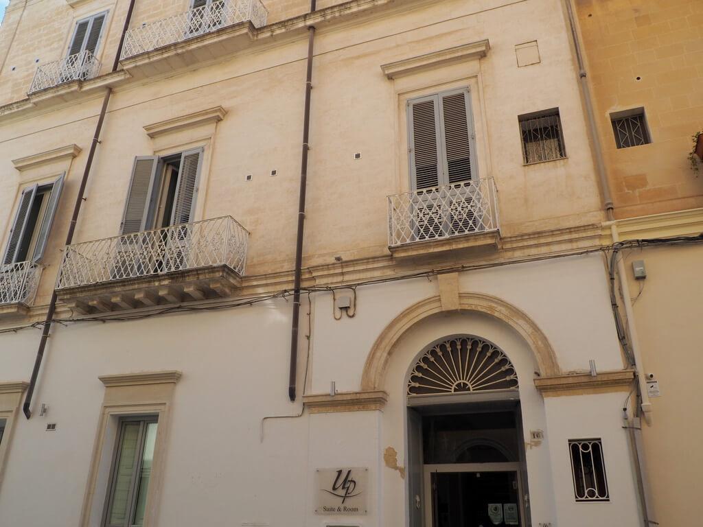 dormir en Lecce