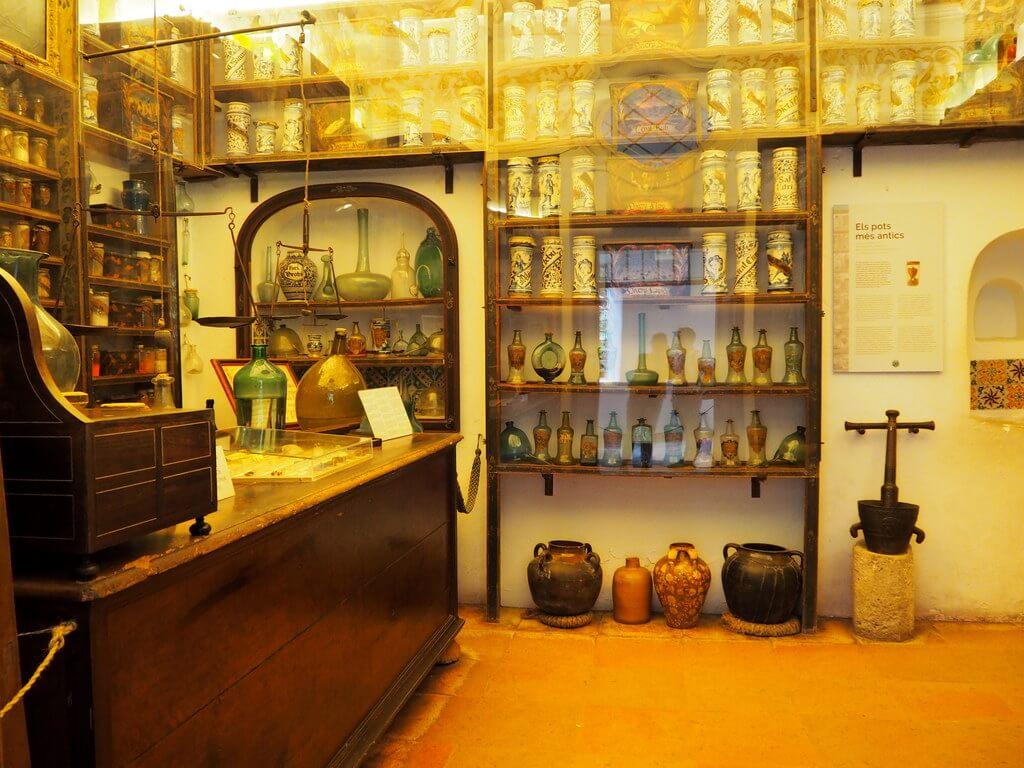 Antigua farmacia
