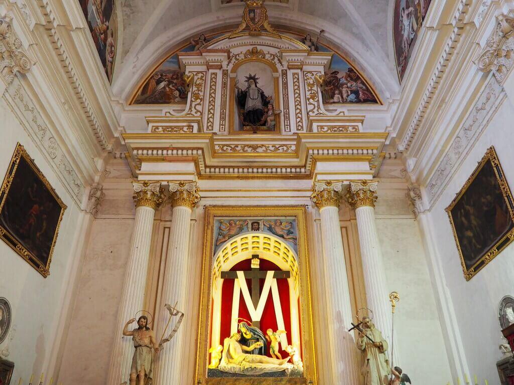 Iglesia de La Cartuja