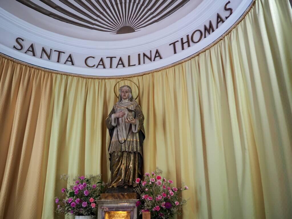 Capilla de Santa Catalina Thomas