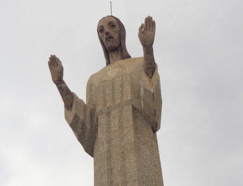 Cristo del Otero de Palencia: qué visitar y cómo llegar