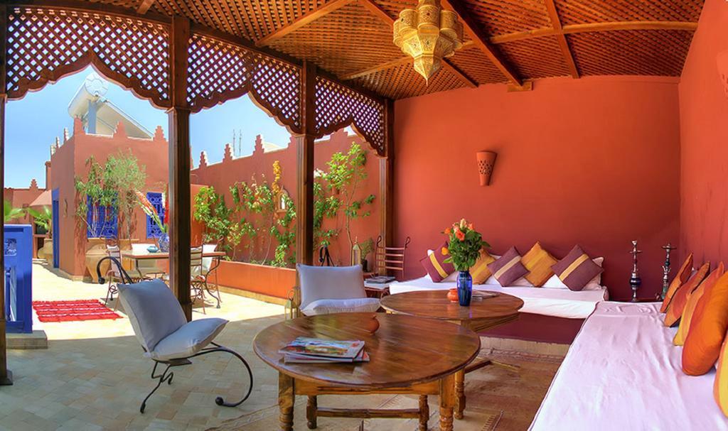 dónde dormir en Marrakech