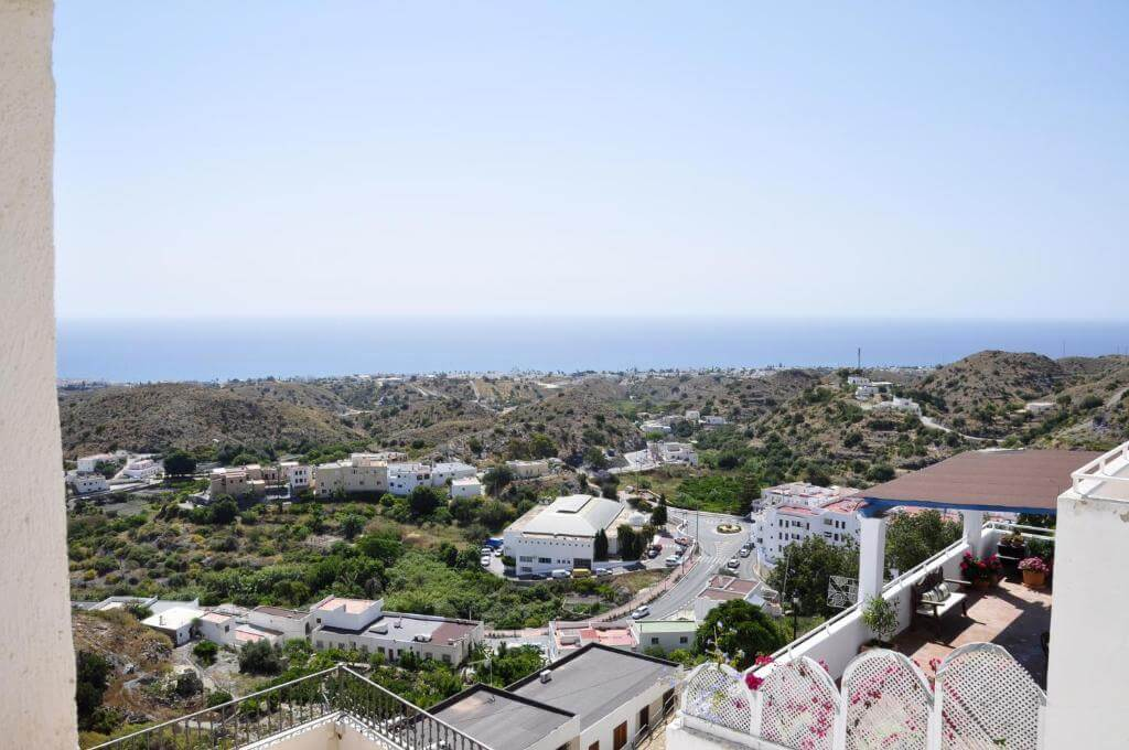Vistas desde el Hotel Mamabels