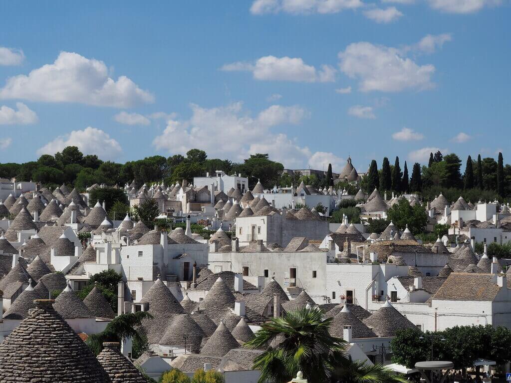 Alberobello, la ciudad de los trulli