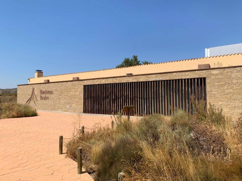 Centro de información a visitantes