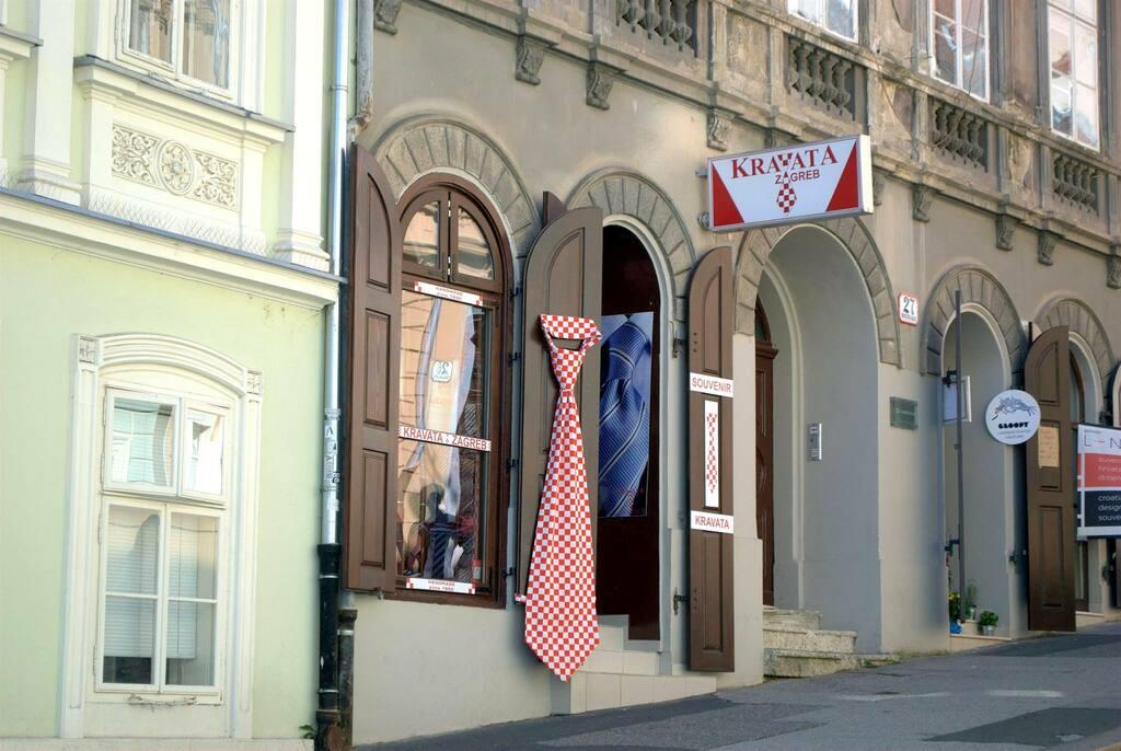Centro de Zagreb. Subiendo de la Ciudad Baja a la Alta