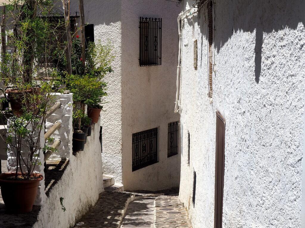 Calles de Pampaneira