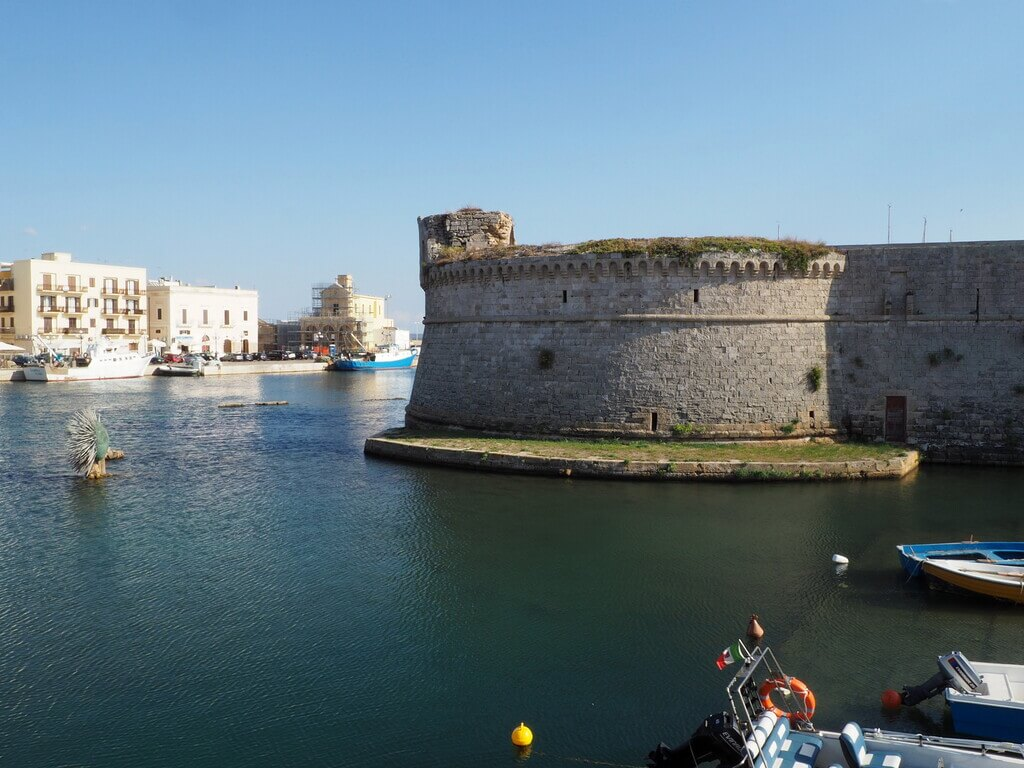 Castillo de Gallipoli