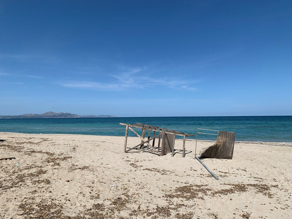 Playa de Son Serra de Marina