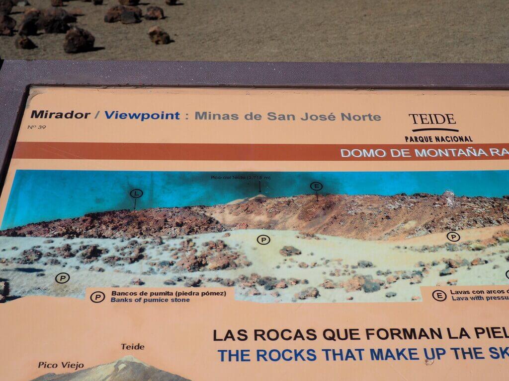 Mirador de minas de San José