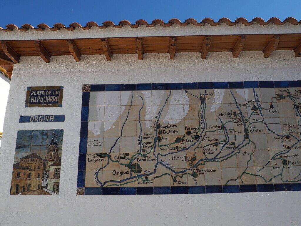 Plaza de la Alpujarra, Órgiva