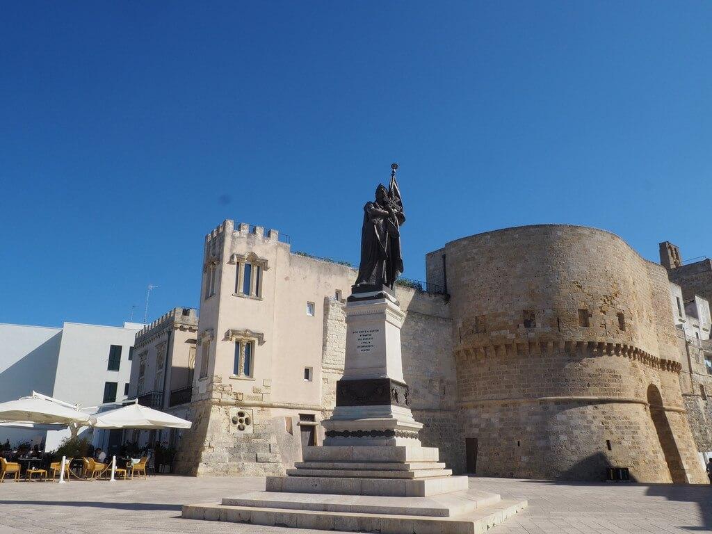 Casco histórico de Otranto