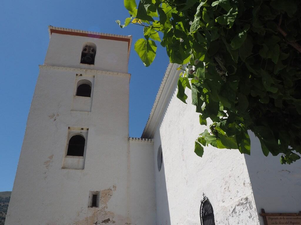 Torre Iglesia Virgen del Rosario